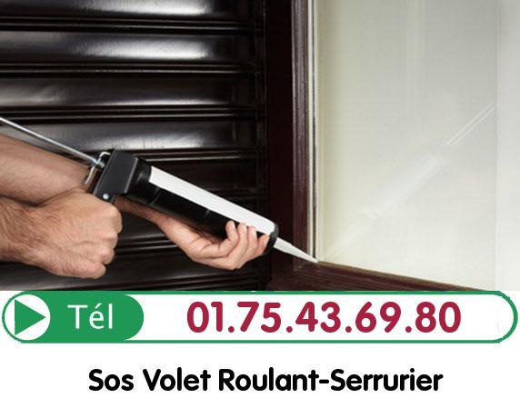 Changement de Serrure Chauvry 95560