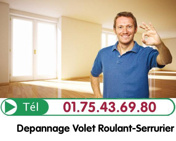 Changement de Serrure Guiry en Vexin 95450