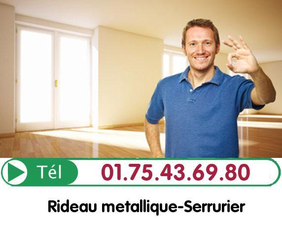 Deblocage Rideau Metallique Paris 7