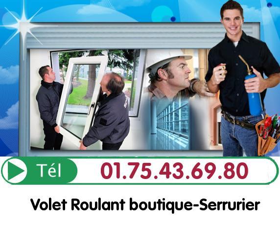 Ouverture de Porte Paris