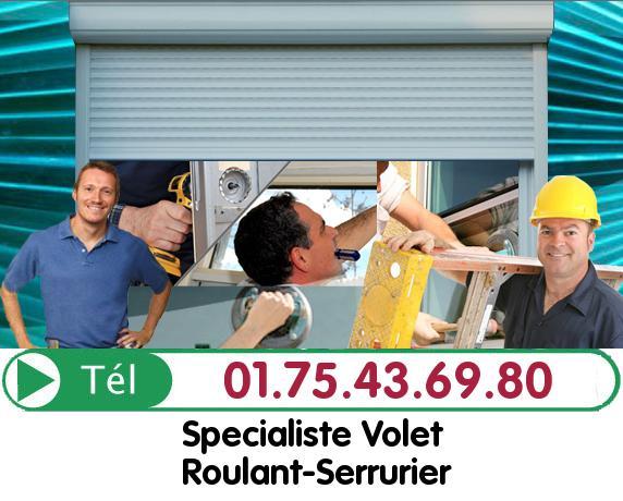 Ouverture de Porte Villegruis 77560