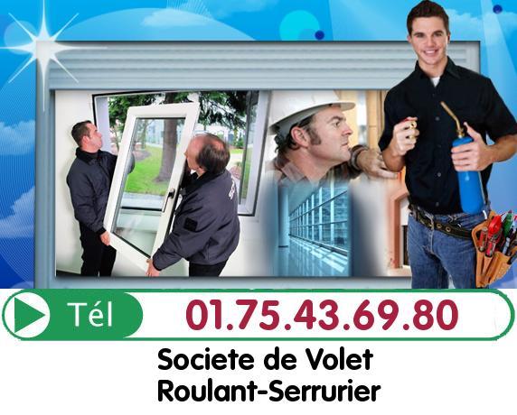 Réparation Rideau Metallique Oise