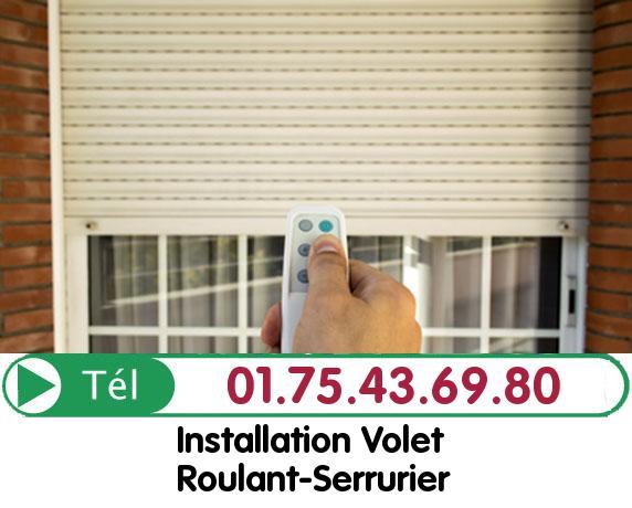 Réparation Rideau Metallique Paris 15