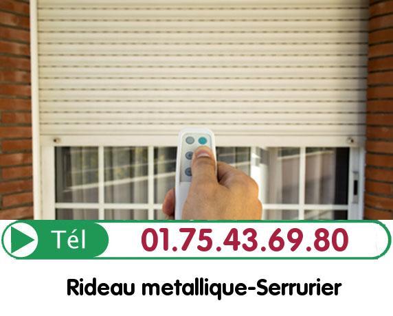 Réparation Rideau Metallique Paris 19